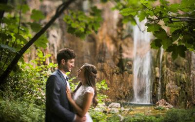 Ana + Mario – Wedding day – Kraljev Vrh & Plitvice Lakes